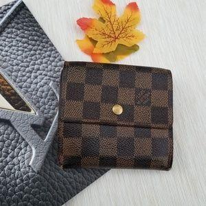 Louis Vuitton Portefeuille Elise wallet